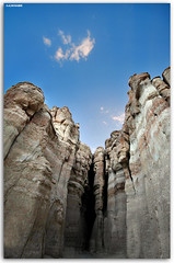 (A.Alwosaibie) Tags: light sky rock photo nikon shot spot mount saudi arabia 1001nights ksa d60 sigma1020mm          alqara mywinners    alahsa  goldstaraward   aalwosaibie