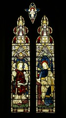 South aisle window All Saints - Swinford