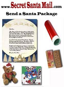 Secret Santa Mail