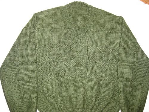 VintageWeaveItSweater 008