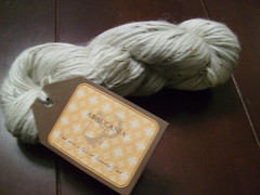 Arucania Yarn for MIL's Hat
