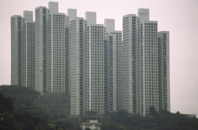 New Territories housing, Hong Kong
