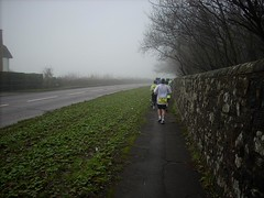 Run in the fog
