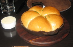 Brand Steakhouse in Las Vegas - Cask Iron Bread