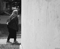 my soviet past (gentle beast) Tags: blackwhite aging uniting thegrandmother awall hasrested