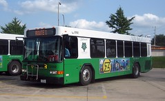 CR Transit 2009 Gillig Lowfloor #2092