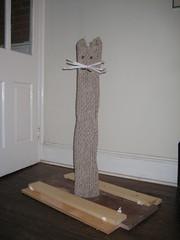 IMG_3137 (alfiepancake) Tags: cats cat crafts homemade scratchingpost