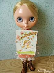 Blythe Portrait!