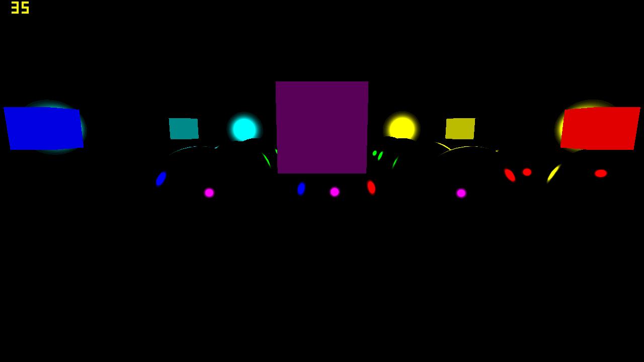 RGB - Gloss 256