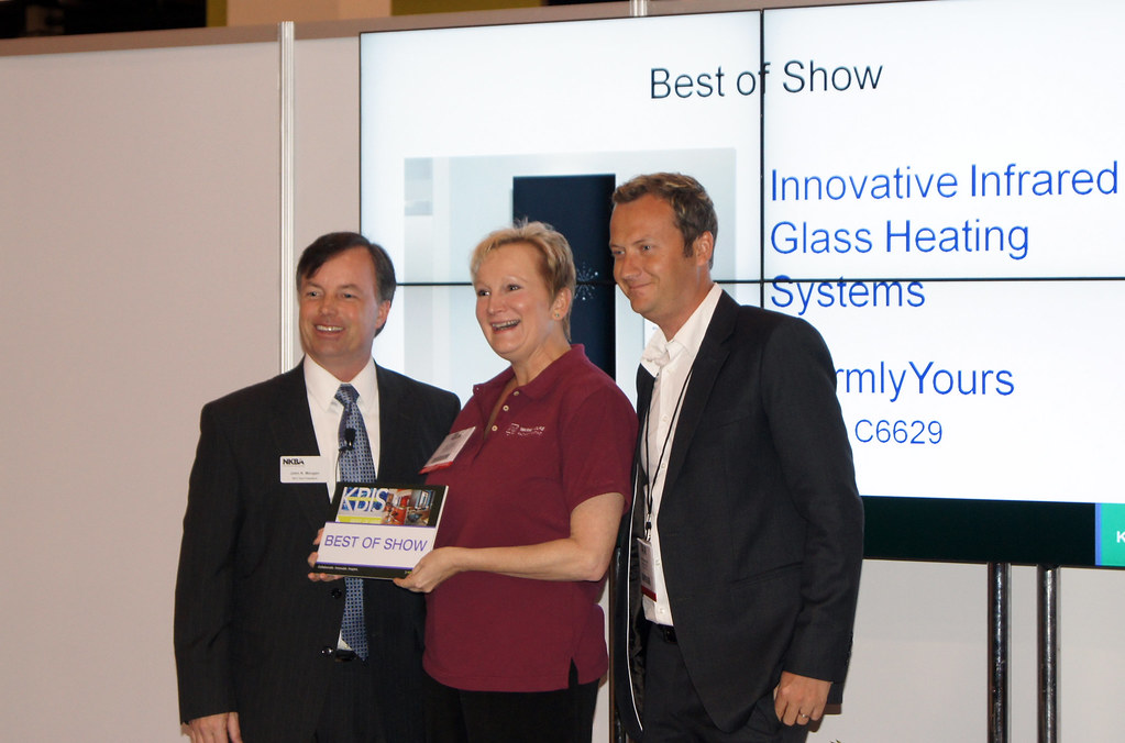 Lava® Infrared Panels Win Best in Show