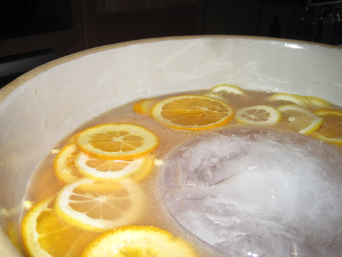 Dry Gin Punch