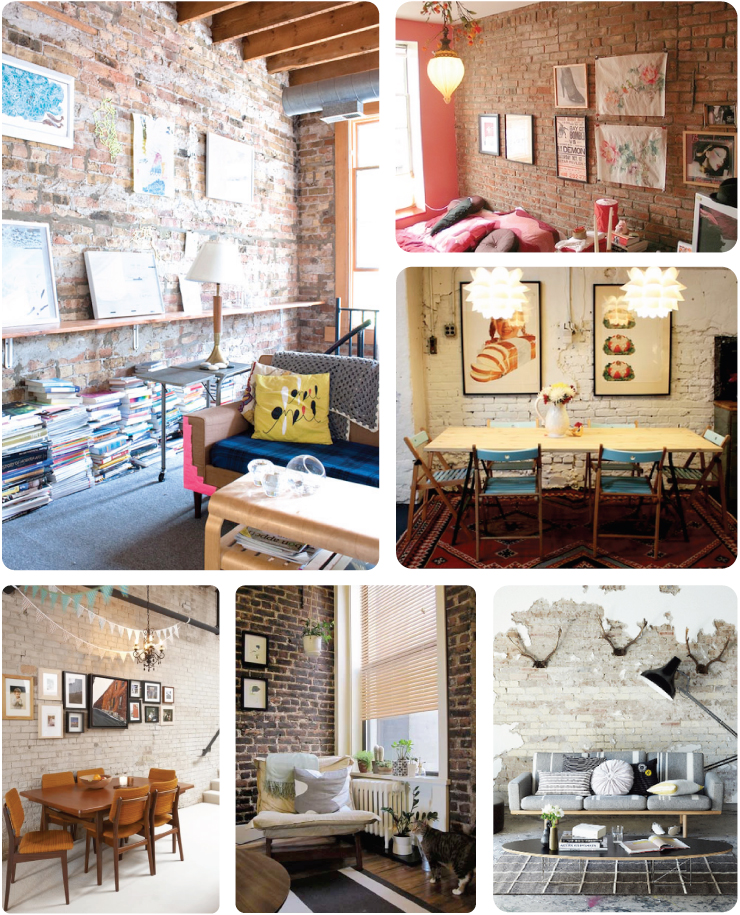 Exposed Brick Inspiration (2)