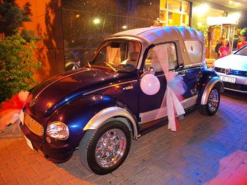 婚禮的禮車