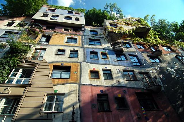 Hundertwasserhaus Wien 百水公寓