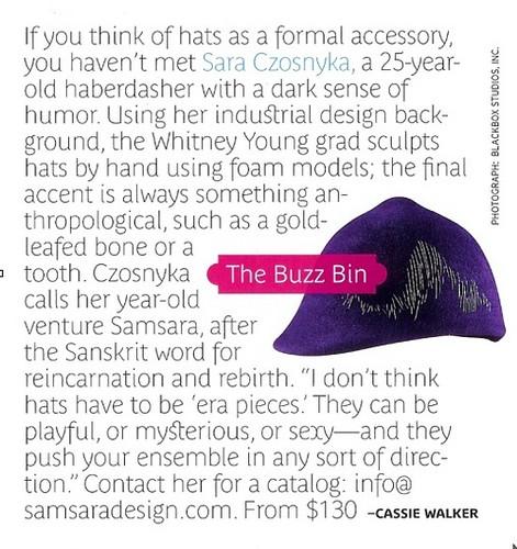 0803 Samsara in Chicago Magazine
