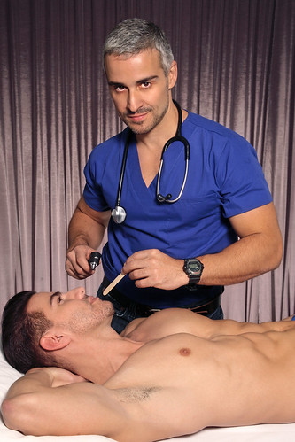 Gay with doctor