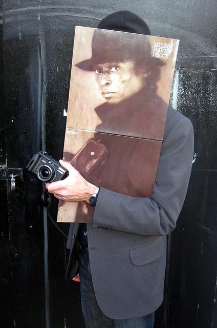 Miles Davis : Decoy (gatefold)