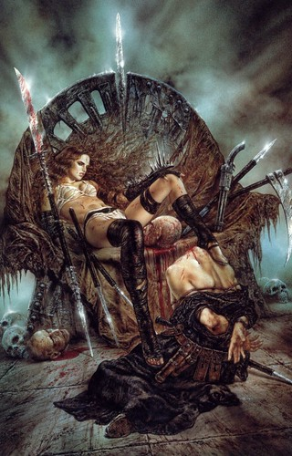 Erotic fantasy picture