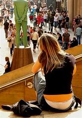 Calvin Klein 2 (441K9) Tags: scotland klein glasgow calvin
