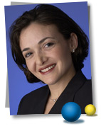 Sheryl Sandberg Now With Facebook
