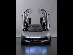 2008 Pininfarina Sintesi Concept 9