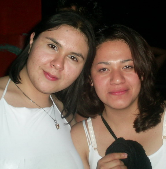 Angie & me