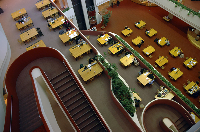 Toronto Reference  Library :: Click for Previous