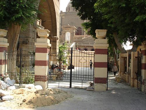 Iglesia en El Cairo