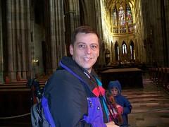 16Feb08 Praha trip fc-121 (WanderNeal) Tags: travel republic czech prague prag praha cathederal chruch czechrepublic cz neal schlosskirche castlechurch