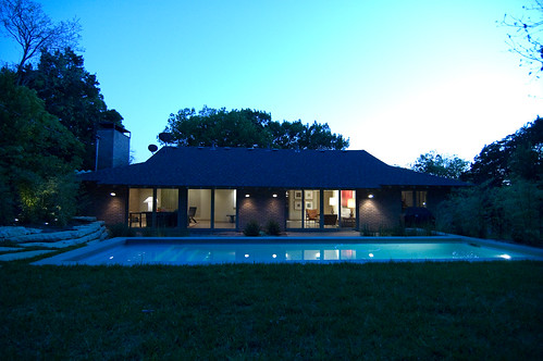 Midcentury Modern Dallas House
