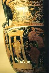 "London - British Museum - ""Grecian Urn"" (jrozwado) Tags: uk england london art history urn museum greek europe unitedkingdom britishmuseum"