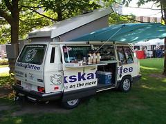 VolksKaffee VW Westfalia with ShadyBoy Awning