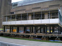 La Maison Tropicale (smantellata) - Jean Prouv - Tate Modern (visionet) Tags: tatemodern londra architettura jeanprouv prefabbricato lamaisontropicale