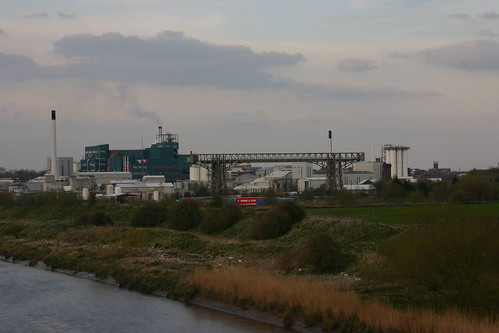Lever Brothers and Crossfield Chemicals - Warrington