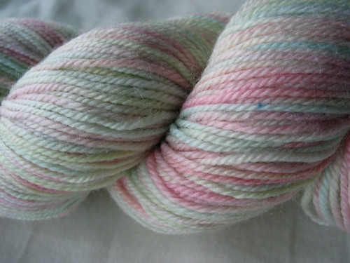 The Sweet Sheep superwash merino