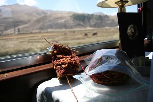 traveling sock