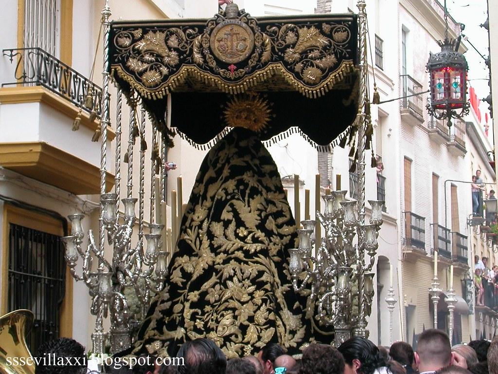 Nuestra Señora del Mayor Dolor en su Soledad.