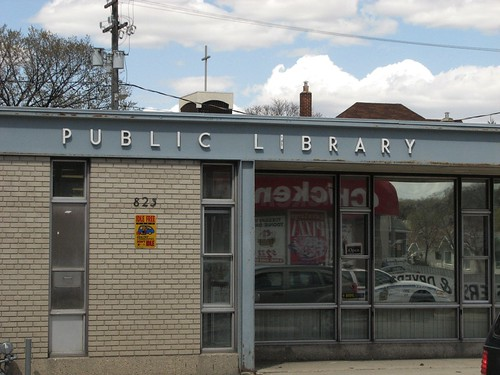 West End Library