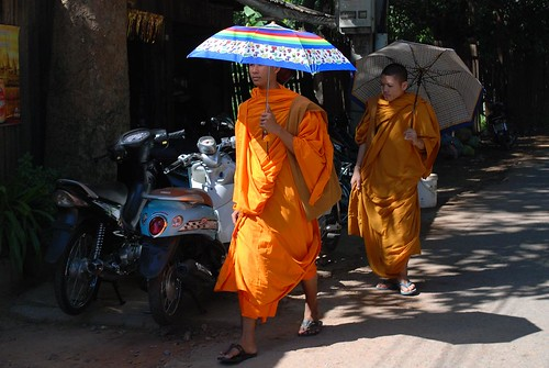Siem Reap Monks
