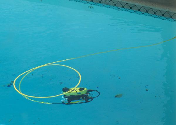 Swimming Machine