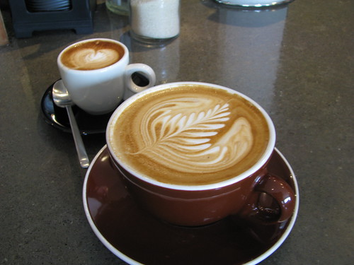 transcend macchiato and latte