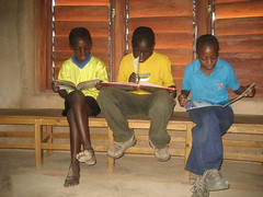 Children at First Lubuto Library (Lubuto Library Partners) Tags: lubutolibraryproject zambia lubuto library libraries africa books ovc literacy aids hivaids orphans children youth education reading streetchildren streetkid fountainofhope lusaka lubutolibraries lubutolibrarypartners publiclibraries ovcy