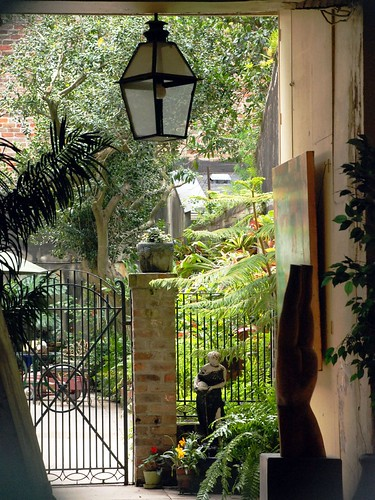Courtyard: New Orleans
