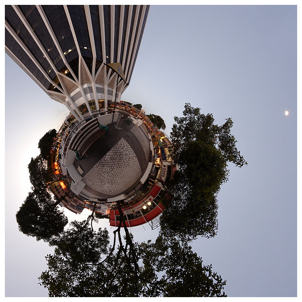 Near MPPJ Building Little Planet