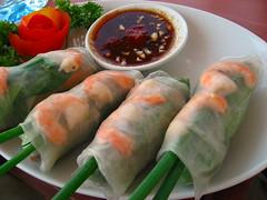 Vietnam Summer Rolls