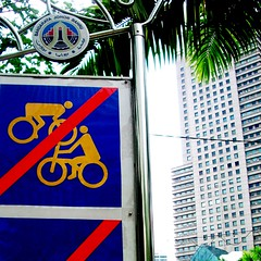 Bike Attacks Forbidden