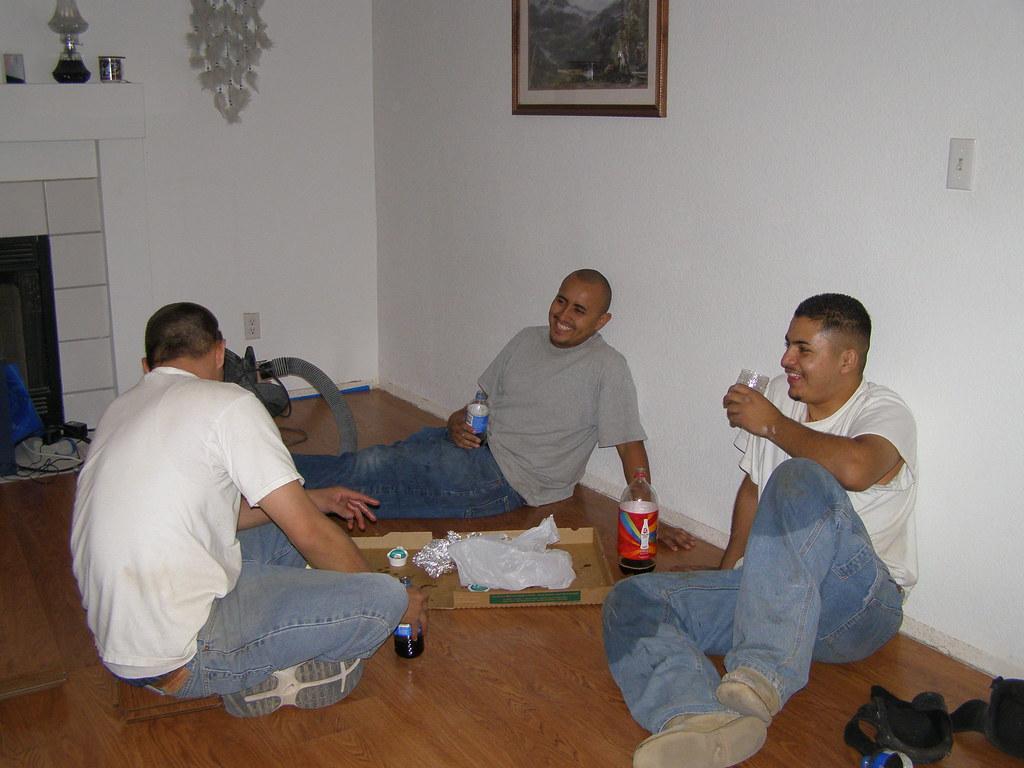 New Flooring - Lunch Break
