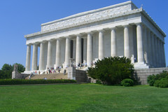 Lincoln Memorial (Hamburgh (historical), District of Columbia, United States) Photo