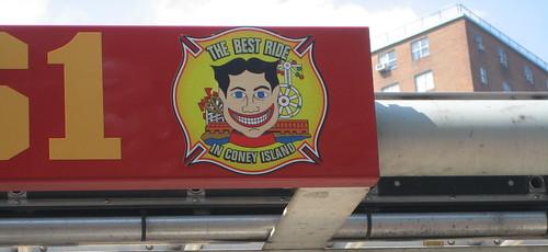 fire truck insignia