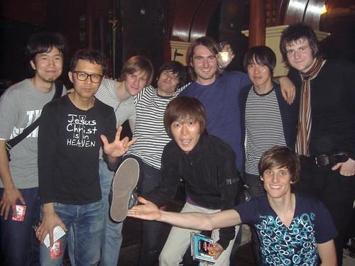 The Brights in Japan!- Hideki Kaji ,Hitoshi Arai?